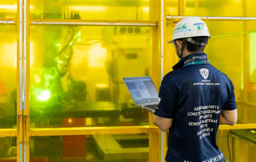 最新の設備とIoTの連携により生産性と改善を加速させる