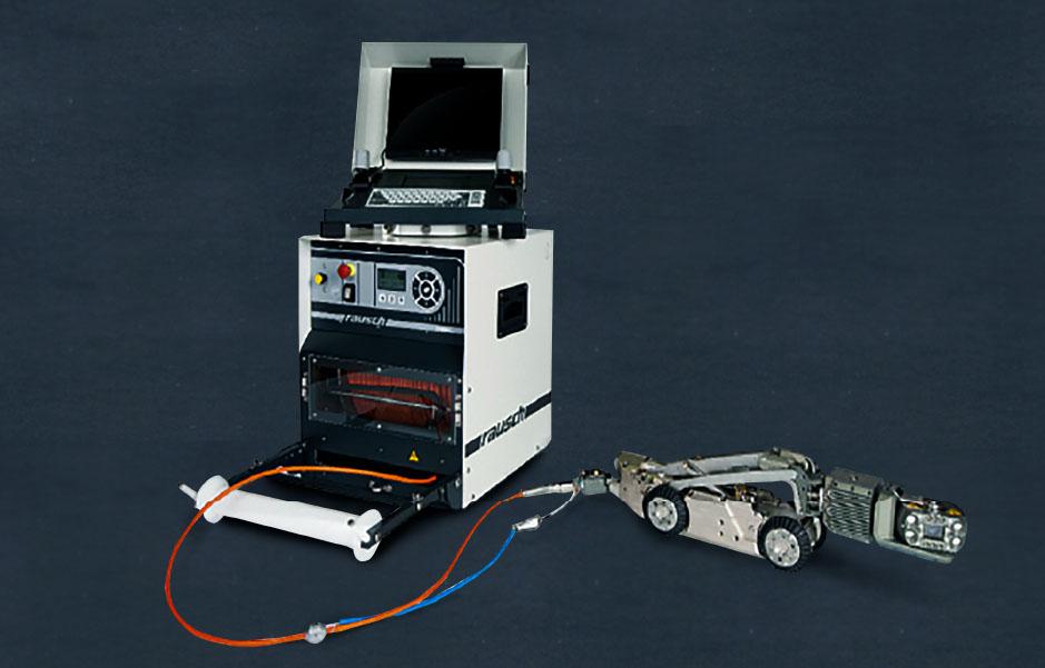 調査カメラロボット