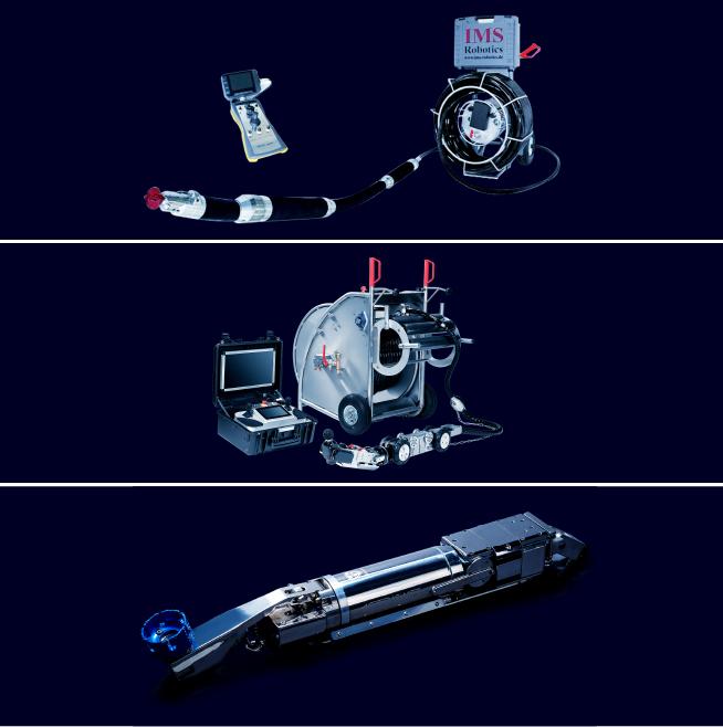 ロボットから架装車輛までレンタル可能